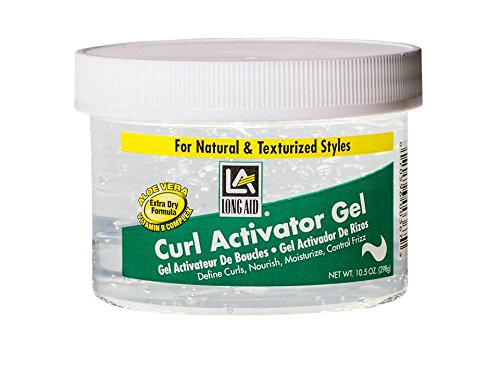 Long Aid Activator Gel Extra Dry, 10.5 Ounce