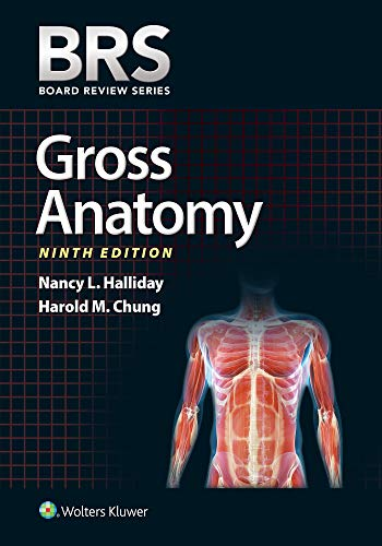 BRS Gross Anatomy (Board Review Series) deal 50% off 411JESEfgUL