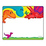 TREND enterprises, Inc. T-68087BN Dino-Mite Pals Terrific Labels, 36 Per Pack, 6 Packs