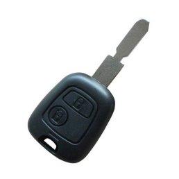 Cl-Peugeot-106-107-206-207-307-Tlcommande-PLIP-COQUE-Voiture-Boitier