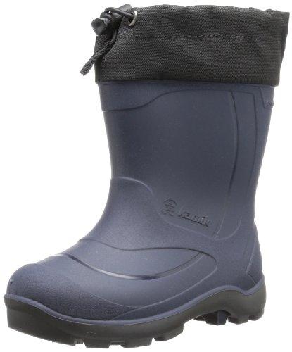 Kamik Footwear Kids Snobuster1 Insulated Snow Boot (Toddler/Little Kid/Big Kid),Navy,13 M US Little Kid