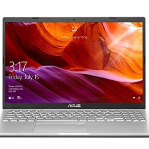 ASUS VivoBook 15 X509 ( Core i5- 8th Gen/8GB DDR4 /PCIEG NVME 512GB SSD/ 15.6″ FHD/ Windows 10/MX230 2GB GDDR5/FP/ Thin and Light)  X509FJ-EJ501T (Transparent Silver /1.9kg)