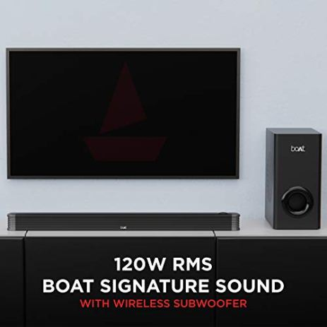 boAt-Aavante-Bar-1800-120W-21-Channel-Bluetooth-Sound-bar-with-boAt-Signature-Sound-Wireless-Subwoofer-Multiple-Connectivity-Modes-Entertainment-Modes-Bluetooth-V50-Premium-Black