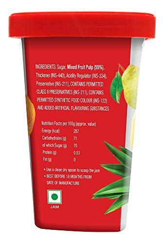 411lZhl 5SL - Splitz Mixed Fruit Jam - 700g