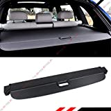 Cuztom Tuning Fits for 2007-2018 BMW X5 E70 F15 SUV Retractable Trunk Tailgate Cargo Cover Luggage Shade Security Privacy Shield - Black