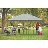 Coleman 13' x 13' Instant Eaved Shelter, 9 ft. 7 in. center height
