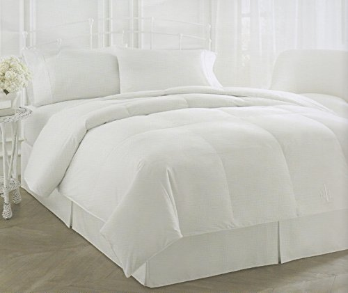 Ralph Lauren Lauren Bronze Comfort White Full/Queen Down Comforter