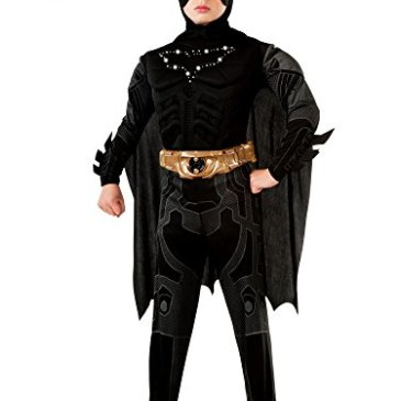 Dark Knight Rises: Batman Light-Up Kids Costume