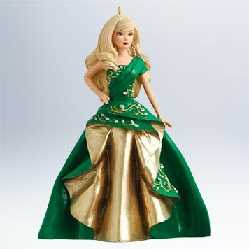 CELEBRATION BARBIE Ornament Special 2011 Edition