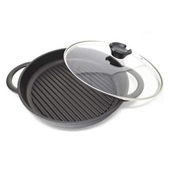 Jean Patrique Cast Aluminium Griddle Pan