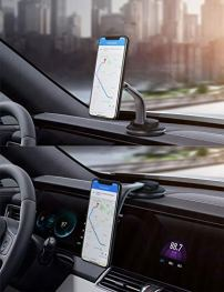 AUKEY-Car-Phone-Mount-360-Degree-Rotation-Dashboard-Magnetic-Cell-Phone-Holder-for-Car-Compatible-with-iPhone-11-Pro-Max-11-XS-MaxXS-87-Samsung-Galaxy-S10-Google-Pixel-3-XL-and-More