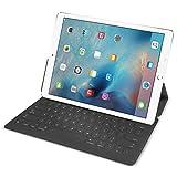 Apple Smart Keyboard for 12.9-inch iPad Pro 2nd Generation / 1st Generation - Gray (MJYR2LL/A) - (Renewed)