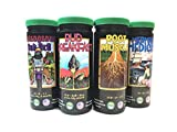 Good Stuff Grow 4 Pack | Complete Set of Organic Canna Nutrients for All Growth Stages