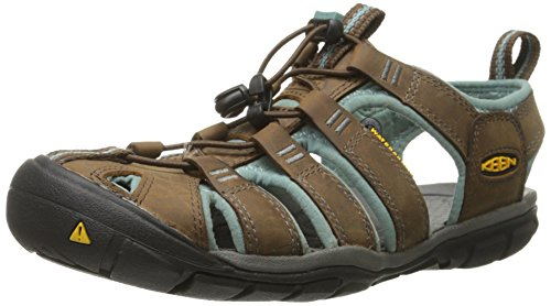 7e1f0c54a810 ... KEEN Women s Clearwater CNX Leather Sandal. Sale! 🔍. On Sale