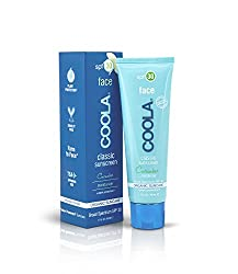 Coola Suncare Classic Face SPF 30 Sunscreen
