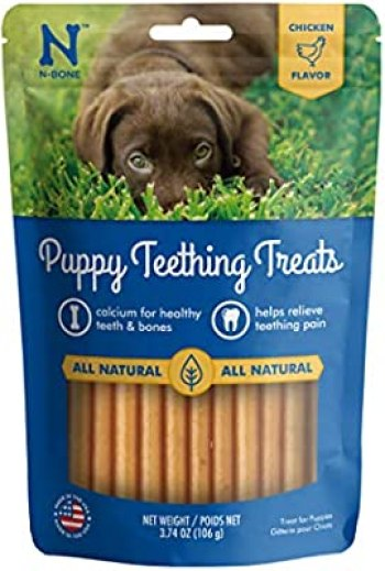 412UKiLijsL. AC SY400 Healthy Bones For Puppies To Chew On