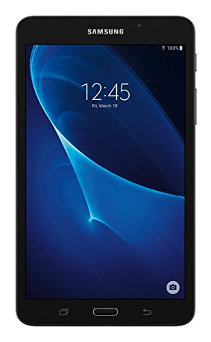 Samsung Galaxy Tab A 7'; 8 GB Wifi Tablet (Black) SM-T280NZKAXAR