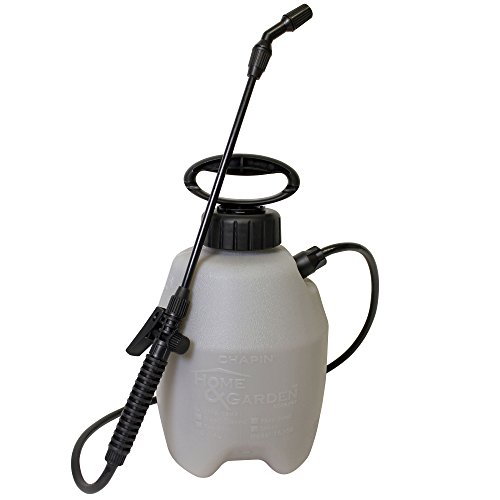 Chapin 16100 1-Gallon Home and Garden Sprayer For Multi-purpose Use (1 Sprayer/Package)