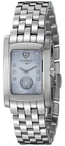 412dGiGVsHL Sub-second dial, Diamonds markers Anti-reflective Sapphire Quartz Movement