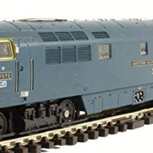Dapol 2D-003-005 BR Class 52 D1072 Western Glory Blue FYE 412fVvCQy L