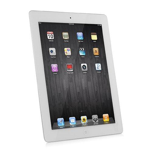 Apple iPad 3 Retina Display Tablet 64GB, Wi-Fi, White (Renewed)