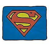 Superman - Shield Logo Fleece Blanket