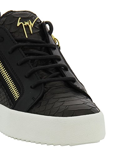 412qkOh6USL SNEAKERS GIUSEPPE ZANOTTI DESIGN, LEATHER 100%, color BLACK, Rubber sole, FW17, product code RS7001004-MC If you buy 9 US size shoes, you may receive shoes with 8 UK or 42 EU size printed on the box and on the shoes. SIZE CHART MAN: (US6 EU39 UK5) (US6.5 EU39.5 UK5.5) (US7 EU40 UK6) (US7.5 EU40.5 UK6.5) (US8 EU41 UK7) (US8.5 EU41.5 UK7.5) (US9 EU42 UK8) (US9.5 EU41.5 UK8.5) (US10 EU43 UK9) (US10.5 EU43.5 UK9.5) (US11 EU44 UK10) (US11.5 EU44.5 UK10.5) (US12 EU45 UK11) (US12.5 EU45.5 UK11.5) (US13 EU46 UK12) (US13.5 EU46.5 UK12.5) (US14 EU47 UK13) (US14.5 EU47.5 UK13.5) (US15 EU48 UK14) FW17