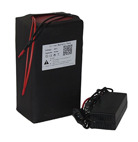 48v 22AH Lithium-ion Electric Bicycle Battery Powerful Pack With 5A Charger Used For 1200w Scooter Ebike kit