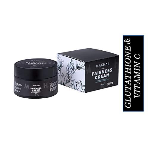 412rWGGwy4L - Makhai Fairness Cream with Glutathione and vitamin C with SPF 15 50g
