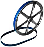 Workmas New Heavy Duty Band Saw Urethane Blue Max Tire Set 8' FOR DELTA MODEL 28-185 BAND SAW