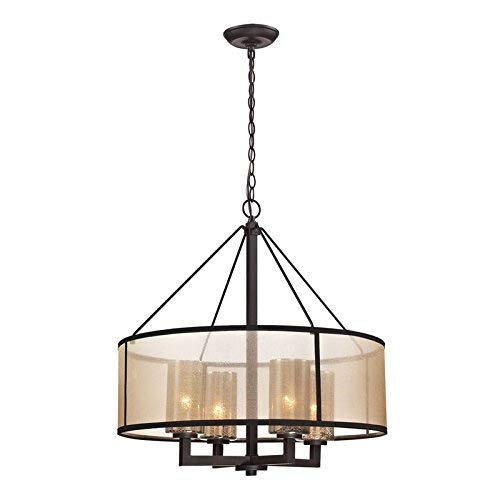 Elk-Lighting-570274-Diffusion-Collection-4-Light-Chandelier-Oil-Rubbed-Bronze