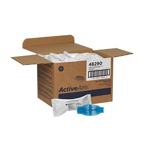 ActiveAire Passive Whole-Room Freshener Dispenser Refill by GP PRO (Georgia-Pacific), Coastal Breeze, 48290, 12 Cartridges Per Case