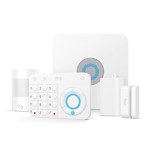 Ring Alarm 5 Piece Kit - Home Security System with optional 24/7 Professional Monitoring - No long-term contracts - Works with Alexa