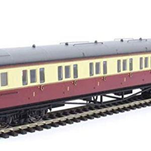 Hornby R4688A BR Collett Coach Corridor Composite RH 'W6145W, Multi 4139wwTswbL