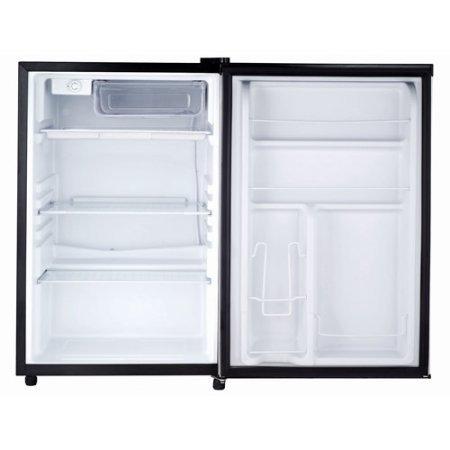 Igloo 4 5 Cu Ft Refrigerator And Freezer Black