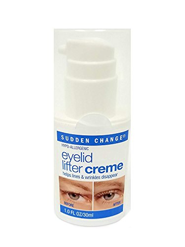 Sudden Change Eyelid Lifter Creme, 1 Ounce