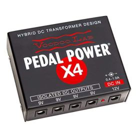 Voodoo-Lab-Pedal-Power-X4-Isolated-Power-Supply
