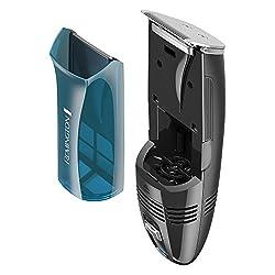 Remington HC6550 Cordless Vacuum Haircut Kit, Vacuum Beard Trimmer, Hair Clippers for Men (18 pieces)  Image 4