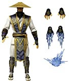 Mezco Toyz Mortal Kombat X: Raiden Figure
