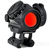 AT3 Tactical RD-50 PRO Red Dot Sight with .83'...