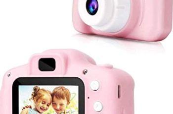 Shree Hari Enterprise Kids Digital Camera   Web Camera for Computer Child Video Recorder Camera Full HD 1080P Handy Portable Camera 2.0 Screen with Inbuilt Games for Kids (Multicolor)