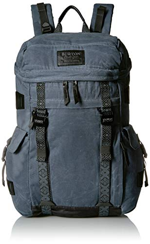 Burton Annex Backpack, Dark Slate Waxed Canvas