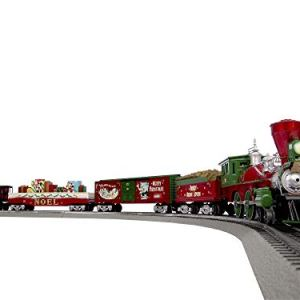 Lionel Mickey's Holiday to Remember Disney Christmas Train Set – O-Gauge 413WBgKzGhL