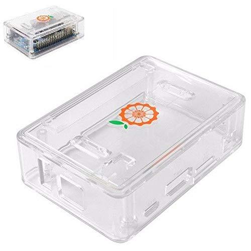 XZANTE-tui-de-Protection-ABS-pour-Orange-Pi-One-Couleur-Transparente