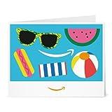 Amazon Gift Card - Print - Summer Hot Dog