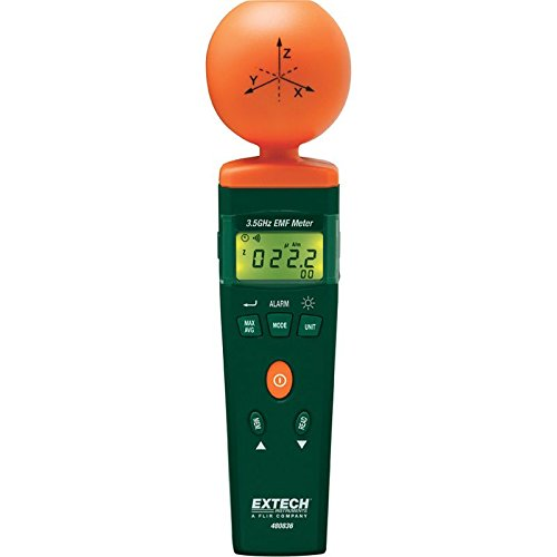 Extech 480836 EMF Strength Meter 3.5GHz RF