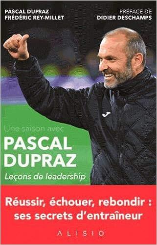 Une saison avec Pascal Dupraz