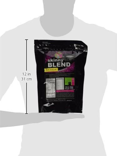 Skinny Blend - Best Tasting Protein Shake for Women - Smoothie Powder - Weight Loss Shakes - Meal Replacement - Low Carb Protein Shake - Diet Supplements - Appetite Suppressant - 30 Shakes (Banana) 10