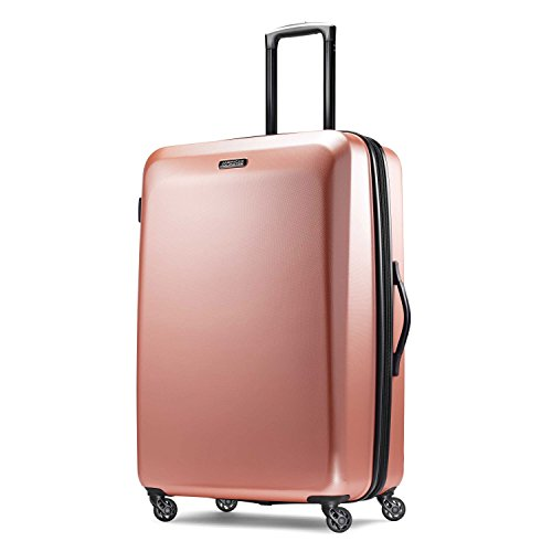 American Tourister Checked-Large, Rose Gold