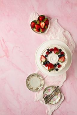 Bessie-Bakes-Pink-Marble-Replicated-Backdrop-Board-for-Food-Product-Photography-2-ft-x-3ft-3-mm-Thick-Moisture-Resistant-Stain-Resistant-Lightweight
